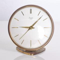 Sheffield West Germany Table Clock Mid Century Modern - 1235763