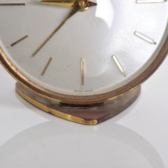 Sheffield West Germany Table Clock Mid Century Modern - 1235766