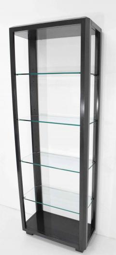 Shelf Units with Glass Shelves - 1264497