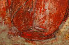 Sherri Hollaender Freedom and Entrapment Series Red Bird - 2099351