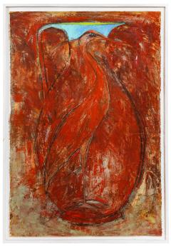 Sherri Hollaender Freedom and Entrapment Series Red Bird - 2099352