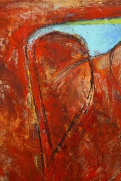 Sherri Hollaender Freedom and Entrapment Series Red Bird - 2099355