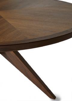 Sherwood Hamill ROUND BONFIRE DINING TABLE - 946951
