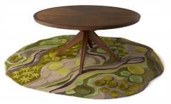 Sherwood Hamill ROUND BONFIRE DINING TABLE - 946958