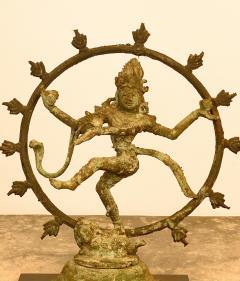 Shiva Nataraja Nepal Circa 1900 - 1688319