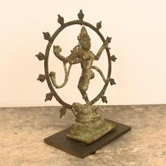 Shiva Nataraja Nepal Circa 1900 - 1688320