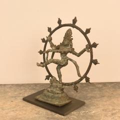 Shiva Nataraja Nepal Circa 1900 - 1688321