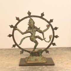 Shiva Nataraja Nepal Circa 1900 - 1688322