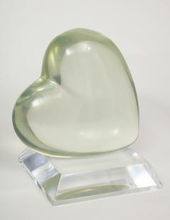 Shlomi Haziza Heart Sculpture by Shlomi Haziza - 1041845