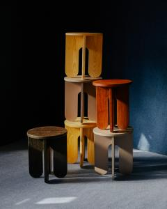 Side Table Stools - 1153100