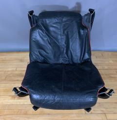 Sigurd Ressell Black and Red Falcon Chair Sigurd Ressell Vatne M bler - 1394235
