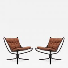 Sigurd Ressell Falcon Chairs by Sigurd Resell for Vatne M bler - 617438