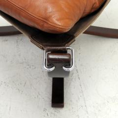Sigurd Ressell Leather Chair Falcon by Sigurd Resell - 985342