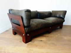 Sigurd Ressell Mid Century Rosewood Sofa By Sigurd Ressell For Vatne Mobler - 1760966