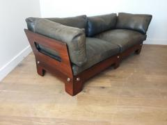 Sigurd Ressell Mid Century Rosewood Sofa By Sigurd Ressell For Vatne Mobler - 1760969