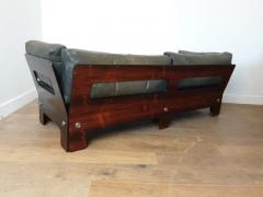 Sigurd Ressell Mid Century Rosewood Sofa By Sigurd Ressell For Vatne Mobler - 1760971
