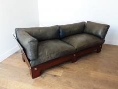 Sigurd Ressell Mid Century Rosewood Sofa By Sigurd Ressell For Vatne Mobler - 1760972