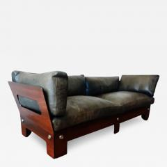 Sigurd Ressell Mid Century Rosewood Sofa By Sigurd Ressell For Vatne Mobler - 1762045