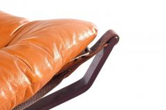 Sigurd Ressell Midcentury Danish Falcon Footstool by Sigurd Ressell - 1657005