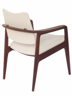 Sigvard Bernadotte Sigvard Bernadotte Teak Arm Chairs - 1698918