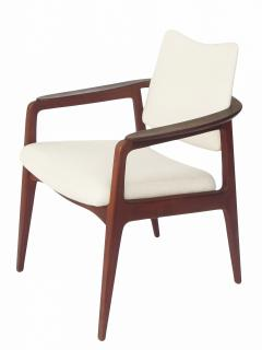 Sigvard Bernadotte Sigvard Bernadotte Teak Arm Chairs - 1698920