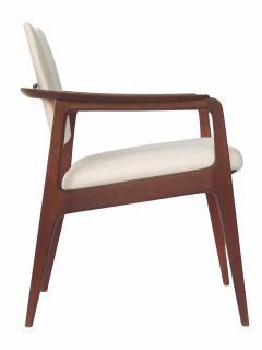 Sigvard Bernadotte Sigvard Bernadotte Teak Arm Chairs - 1698921