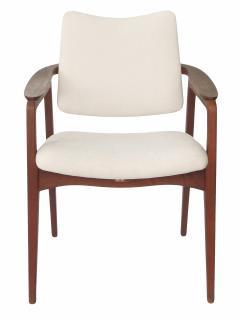 Sigvard Bernadotte Sigvard Bernadotte Teak Arm Chairs - 1698922