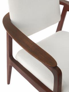 Sigvard Bernadotte Sigvard Bernadotte Teak Arm Chairs - 1698926