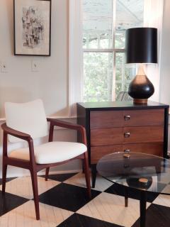 Sigvard Bernadotte Sigvard Bernadotte Teak Arm Chairs - 1698927