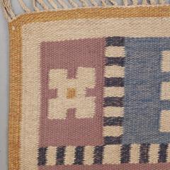 Sigvard Bernadotte Sigvard Bernadotte carpet Vitsippa Sweden 1940s 1950s - 961709