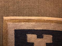 Sigvard Bernadotte Sigvard Bernadotte carpet Vitsippa Sweden 1940s 1950s - 961725