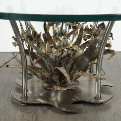 Silas Seandel Midcentury Brutalist Handcrafted Sculptural Cocktail Table by Silas Seandel - 1507725
