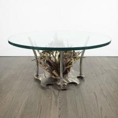 Silas Seandel Midcentury Brutalist Handcrafted Sculptural Cocktail Table by Silas Seandel - 1507727