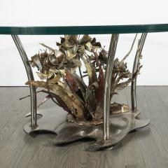 Silas Seandel Midcentury Brutalist Handcrafted Sculptural Cocktail Table by Silas Seandel - 1507740