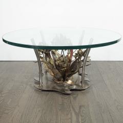 Silas Seandel Midcentury Brutalist Handcrafted Sculptural Cocktail Table by Silas Seandel - 1507741