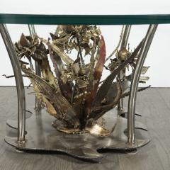 Silas Seandel Midcentury Brutalist Handcrafted Sculptural Cocktail Table by Silas Seandel - 1507747