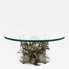 Silas Seandel Midcentury Brutalist Handcrafted Sculptural Cocktail Table by Silas Seandel - 1509290