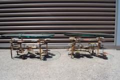 Silas Seandel Pair of Sunspots Coffee Tables by Silas Seandel - 1411081