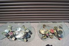 Silas Seandel Pair of Sunspots Coffee Tables by Silas Seandel - 1411090