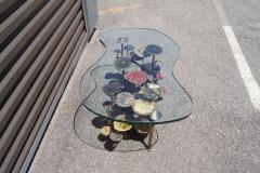 Silas Seandel Pair of Sunspots Coffee Tables by Silas Seandel - 1411097
