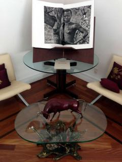 Silas Seandel Studio Sculptural Bronze Coffee Table Silas Seandel - 81084