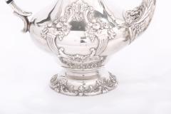 Silver Plate Five Piece Tea Coffee Service - 1964759