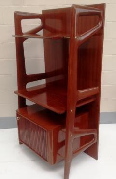 Silvio Cavatorta Book Case Dry Bar  - 1187924