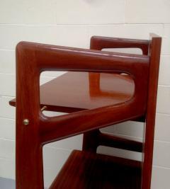 Silvio Cavatorta Book Case Dry Bar  - 1187927