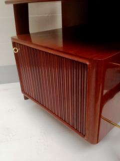 Silvio Cavatorta Book Case Dry Bar  - 1187929