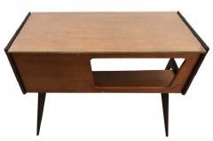 Silvio Cavatorta Italian Mid Century Desk in the Manner of Silvio Cavatorta - 880792
