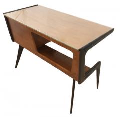 Silvio Cavatorta Italian Mid Century Desk in the Manner of Silvio Cavatorta - 880794