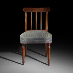 Sir John Soane Set of Six George III Regency Dining Chairs - 1078250