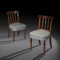 Sir John Soane Set of Six George III Regency Dining Chairs - 1078251
