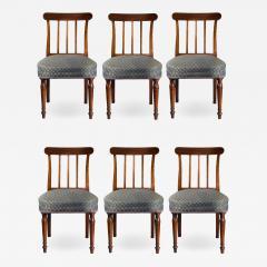 Sir John Soane Set of Six George III Regency Dining Chairs - 1078849